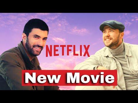 Engin Akyürek with Buddy Tolga Sarıtaş in New Netflix Movie