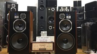 Khuyến mại bộ dàn audio khủng long made in japan giá 40,8tr Thắng Audio 0983698887