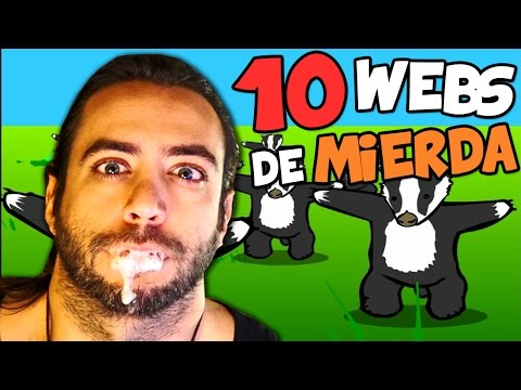 LAS 10 PÁGINAS MÁS INÚTILES DE INTERNET