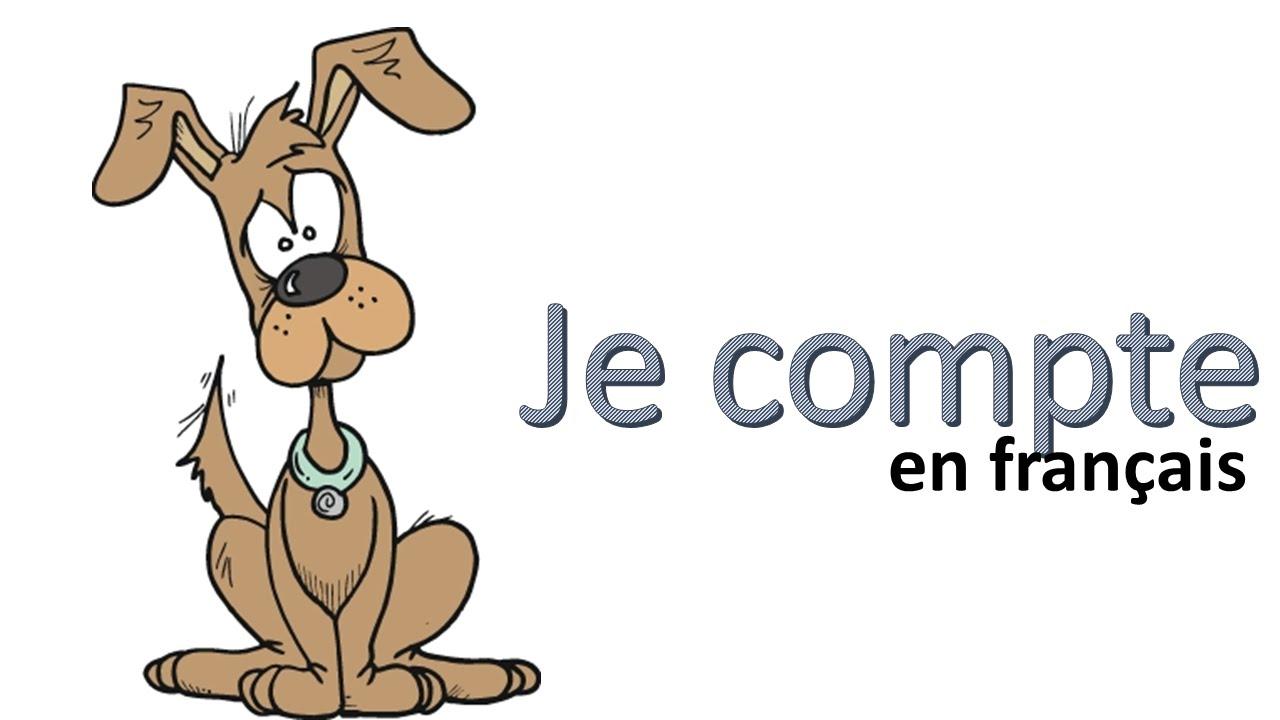 Lær fransk tal = fra 0 til 10----