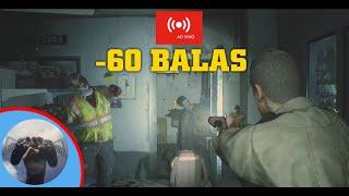 DLC GHOST SURVIVORS - SEM ESCAPATÓRIA | MENOS DE 60 BALAS + ITEM RARO [PT-BR]