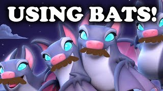 Using Bats to Counter Everything | Clash Royale