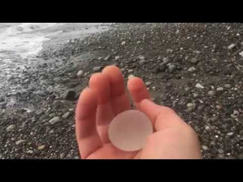 Extremely Rare Sea Glass!