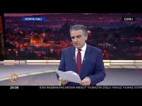 Selim Atalay ile Dünya Hali (18.12.2017)