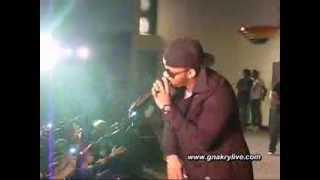"DTM: concert dedicace de son album ""No limit"" à Conakry!!!"