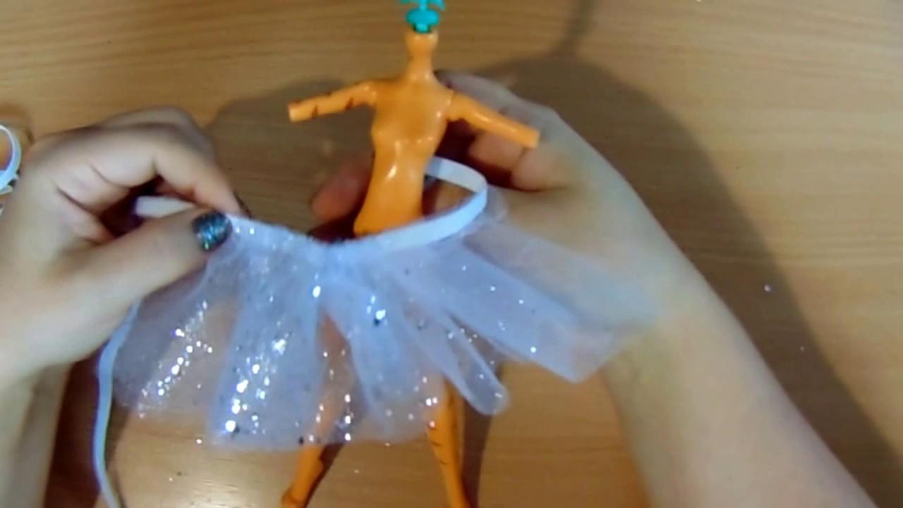 29 апр 2016. В этом видео показано как быстро и легко нарезать обычный фатин для юбки-пачки туту как с ровными, так и с острыми краями.
