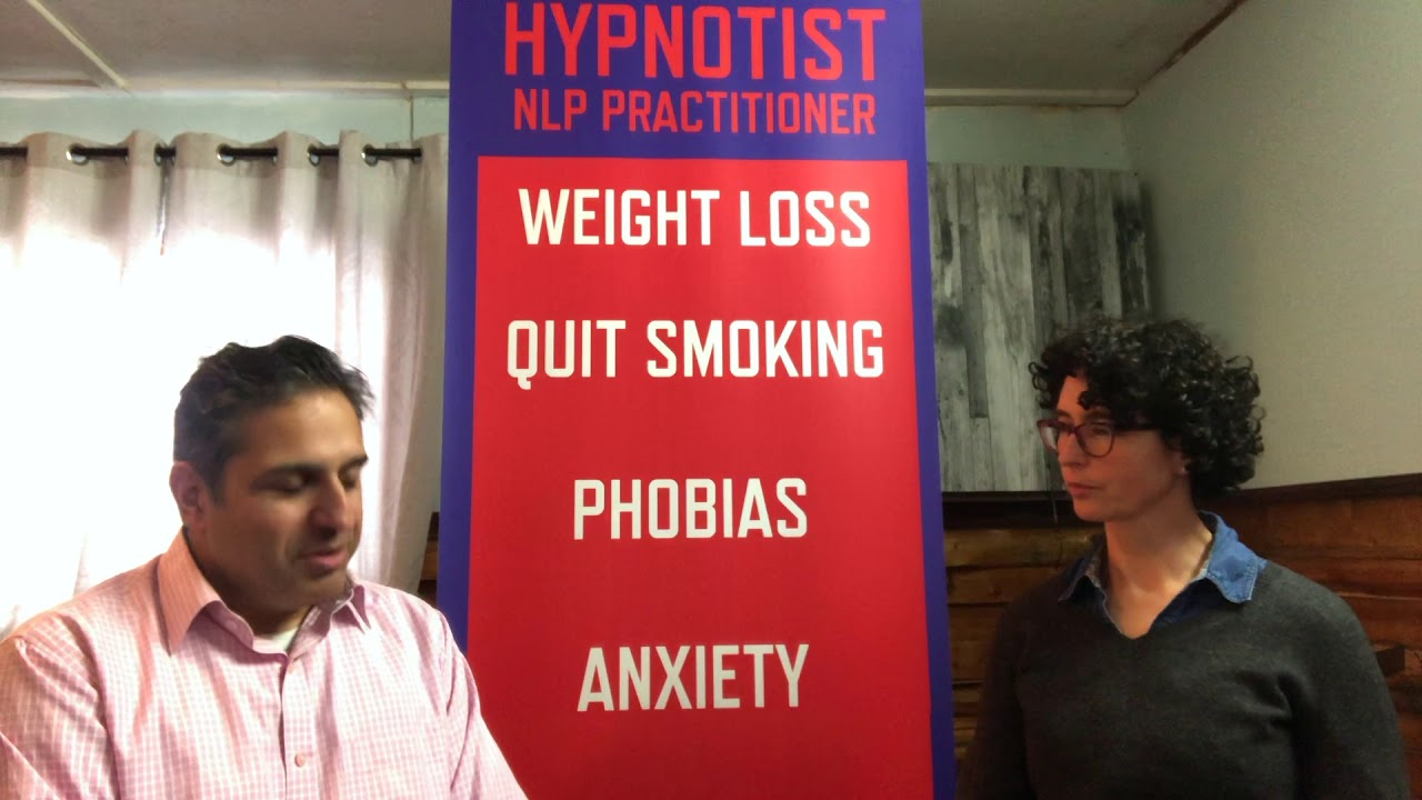 Physical and Emotional Relief - Hypnosis