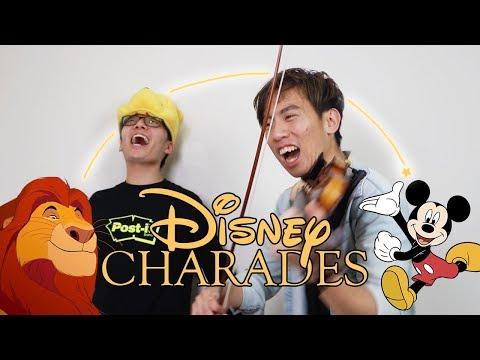 Disney on the Violin