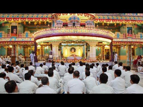 Radio Sai Live: Cultural Offerings by Sai Sannidhi Group at Prasanthi Nilayam