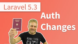 What's New in Laravel 5.3? - Changes to the Auth Middleware