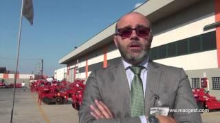 Kverneland Group Italia - 10 anni - Novità #Agritechnica2015