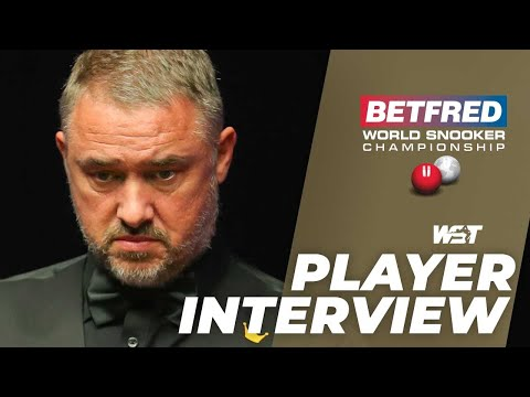 Stephen Hendry Honestly Assesses Round Two Defeat to Xu Si | Betfred World Championship Qualifying