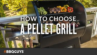 How to Choose a Pellet Grill Smoker | Buying Guide | BBQGuys