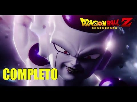 Ver Dragon Ball Z The Real 4D la pelicula 3D Completo | Filtrado Goku vs Freezer 2017 en Español