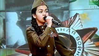 Валиулина Айгуль(12лет-2013г.Казань)песня -
