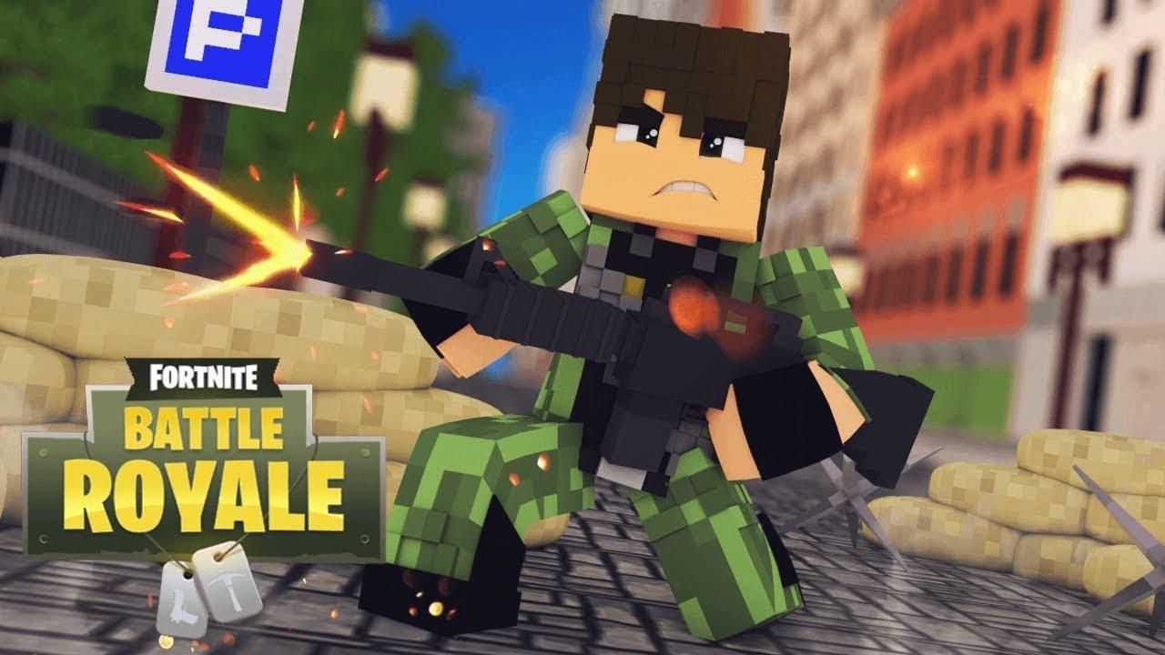 Pubg Vs Fortnite Vs H1z1 Which Battle Royale Is Right: NOVO BATTLE ROYALE NO MINECRAFT (PUBG/FORTNITE/H1Z1) #1