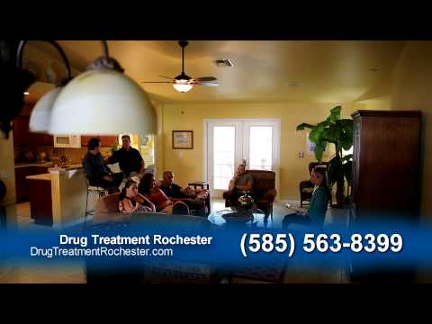 Rochester Drug Treatment Rehab (585) 563-8399 - NY Alcohol Detox Centers