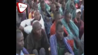 Wananchi Wasusia Mkutano na Mkuu wa Wilaya