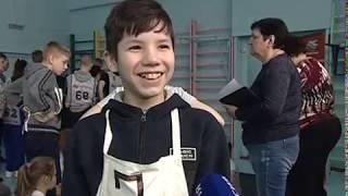 В Багряниковской школе-интернате завершился первый областной фестиваль сдачи норм ГТО