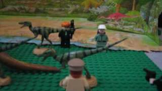 Lego king kong part 1