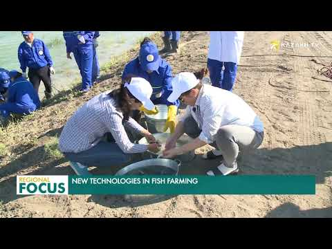 New technologies in Fish Farming
