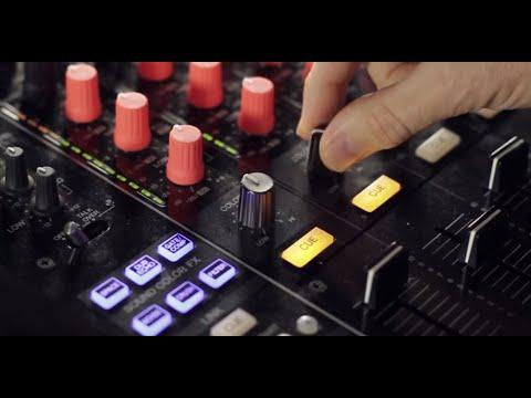 DJM-900 Effects Tutorial - White Noise Color FX