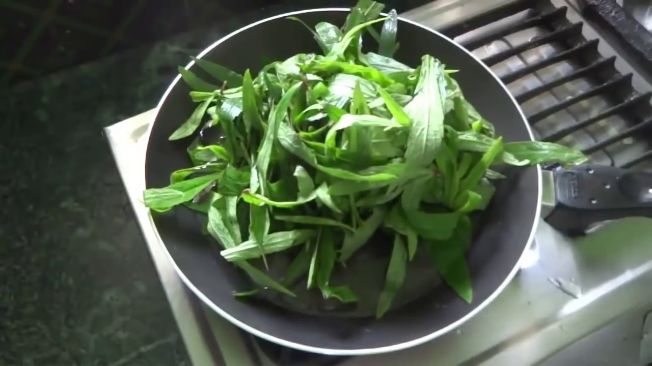 how to cook gongura chicken fry