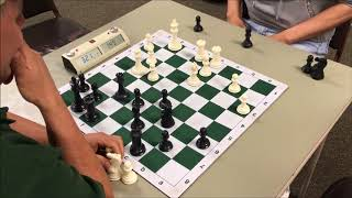 Can This USCF Candidate Master Upset A USCF Senior Life Master?