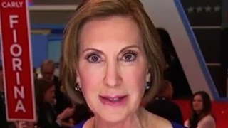 Carly Fiorina Knows All About Hillary's Sex Life