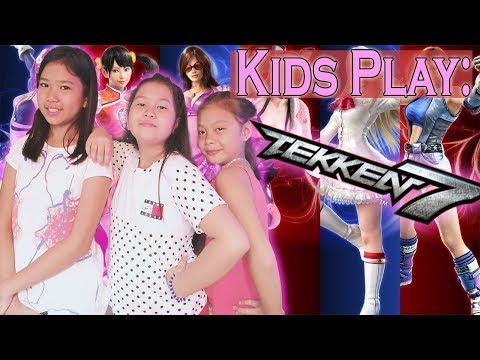 KIDS PLAY: TEKKEN 7 (EPISODE 1)