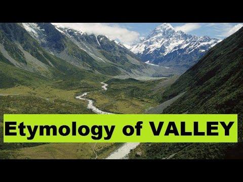 Etymology of Valley I  வேர்ச்சொல்லாய்வு I Tamil is the mother of languages I Sivaramkrishnan