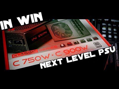 NEXT LEVEL PSU! In Win C750W / C900W [de]