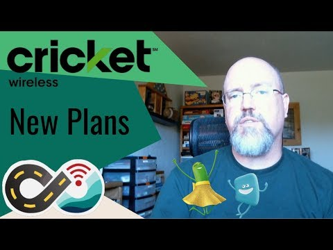Cricket Launches New Plans – Cricket More & Cricket Core