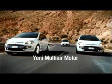 Fiat Punto Evo Reklam Filmi
