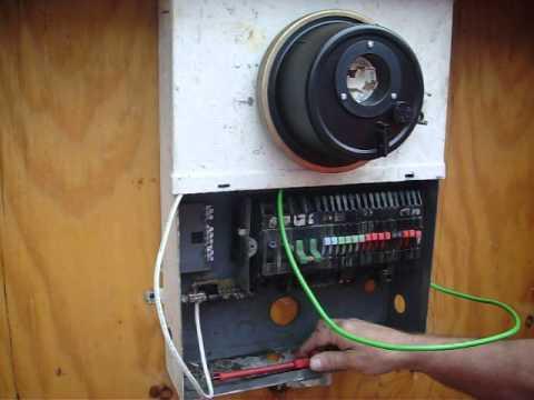 530) 990-9769 DIY 5 MINUTE INSTALLATION OF BACKUP GENERATOR