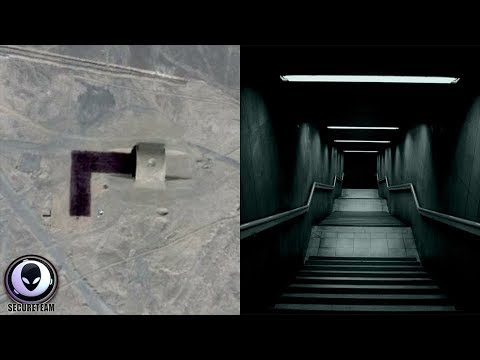What Is China HIDING UNDER The Desert? 10/30/17