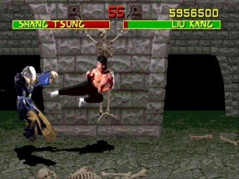Mortal Kombat Liu Kang Gameplay Playthrough