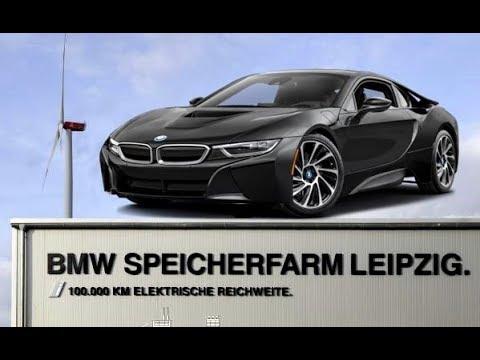 BMW Battery Storage Farm Explained