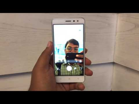Lenovo K6 Power India Hands on, Camera, Features, Price - YouTube
