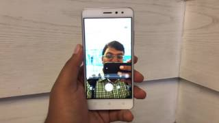 lenovo k6 power india hands on camera features price