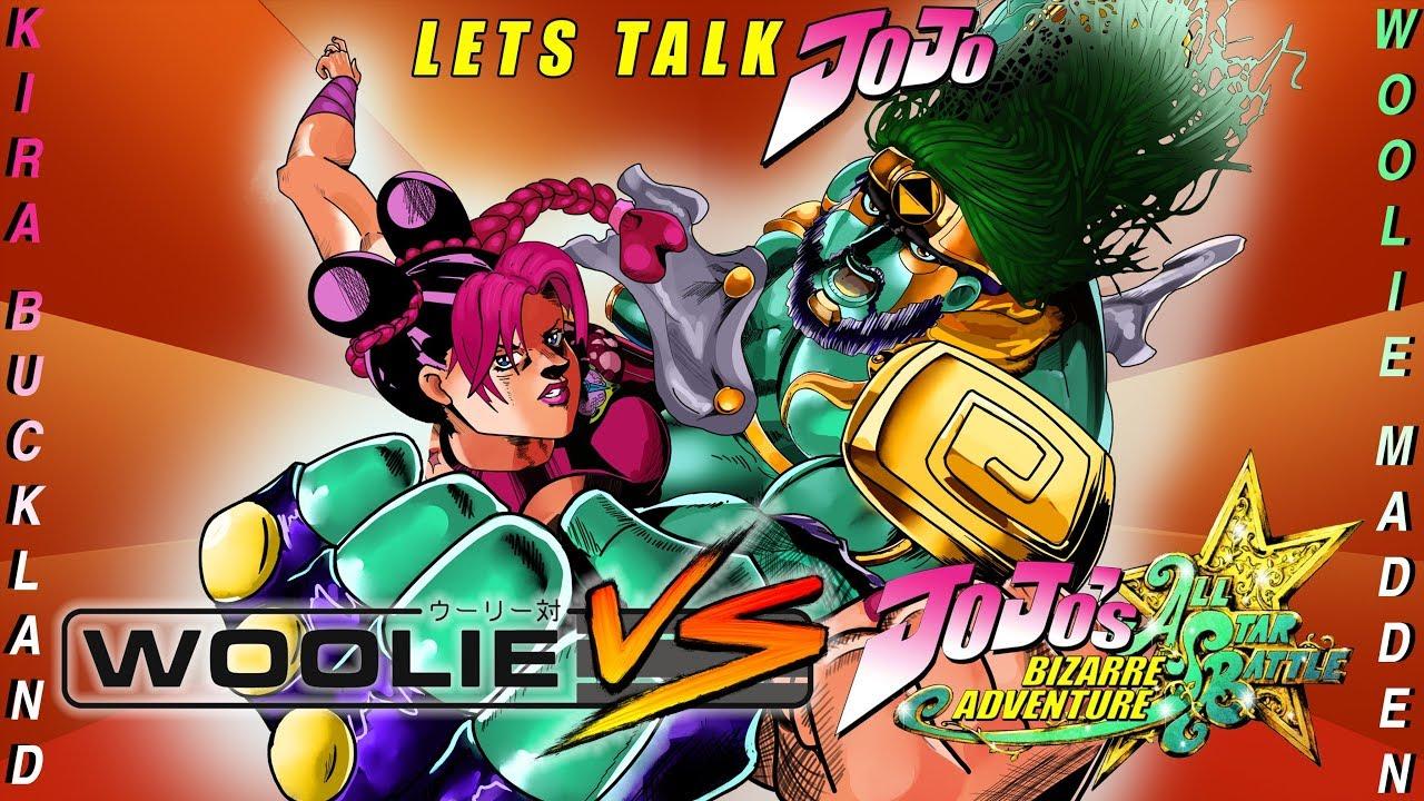 Let's Talk JoJo