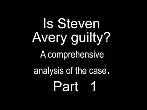 Making A Murderer Analysis: Steven Avery Case Part 1