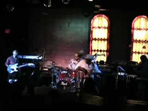 SAMAD HAQ & THE REASON WHY featuring RAQ BEY HAQ