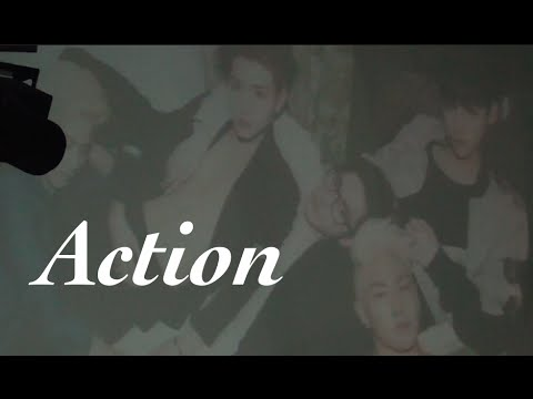 NU'EST - Action (live in São Paulo)