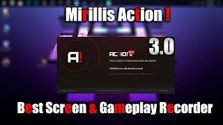 Action 3.0 | Best Screen & Gameplay Recorder For ur Pc | Full HD