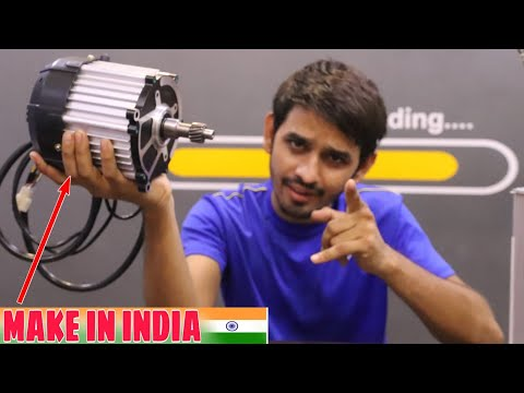 Made In India 48v 1000w BLDC Motor for DIY Project || Manufacturing from YouTube · Duration:  7 minutes 10 seconds