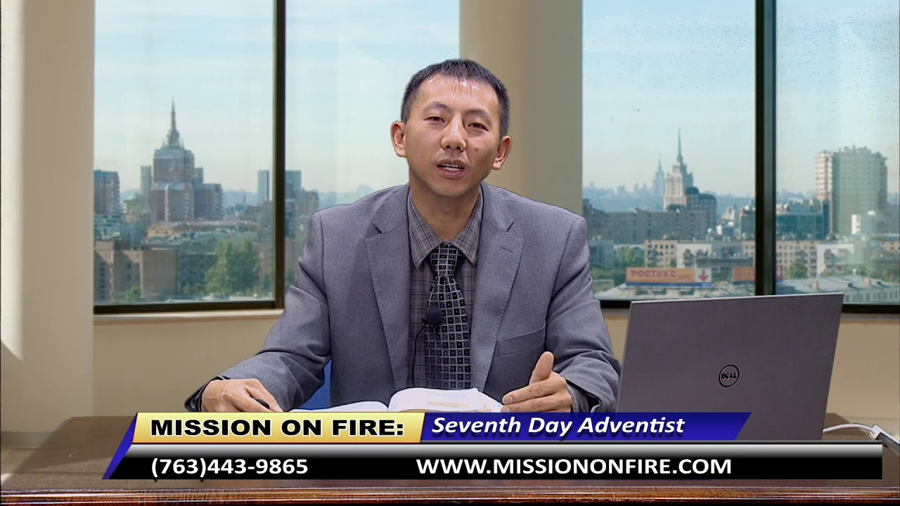 MISSION ON FIRE: The 2 Witnesses of Revelation with Leng Vang.