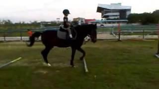 Rubianda rachman riding jaka