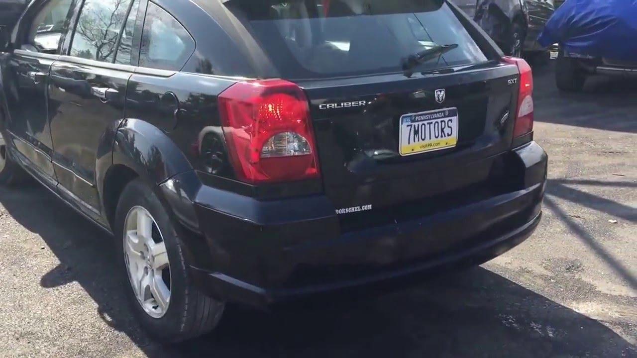 Американская свалка (Dodge Caliber за 775$)6