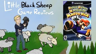 DDR Mario Mix (GCN) - Little Black Sheep Game Reviews